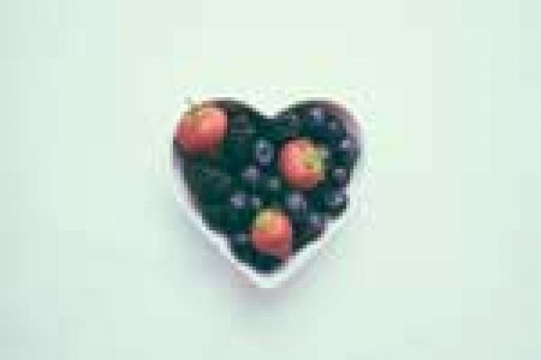 heart healthy fruit